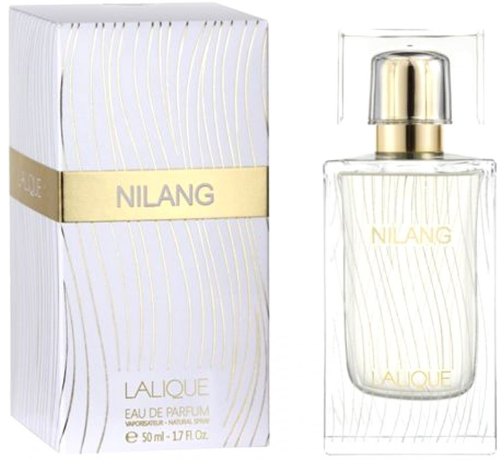 Nilang by Lalique for Women - Eau de Parfum, 50 ml