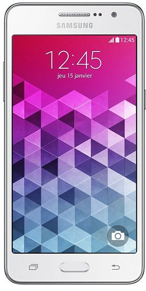 Samsung Galaxy Grand Prime SM-G531F - 8GB, 4G LTE, White